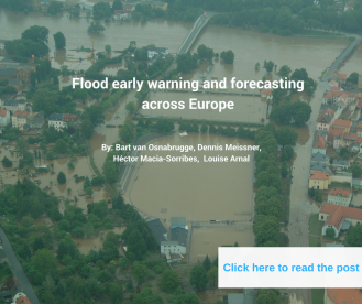 Flood early warning and forecasting across Europe