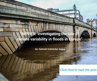 The role of climate variability in floods in Europe