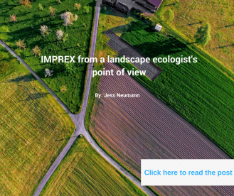 IMPREX from a landscape ecologist's point of view
