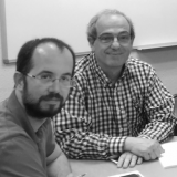 Enrique Velasco and Arnau Cangros